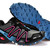 Salomon Mens Speedcross 3 Trainers grey moon blue pink black