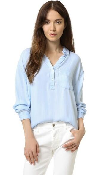 shirt vintage light top