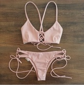 swimwear,cute,dusty pink,bikini 2016,vitamin a swimwear,elite fashion swimwear,tank top,strappy bikini,zaful,summer,pink,blush,beach,bikin set,blush pink,pink swimwear,bikini,sexy bikini,pastel bikini,pastel,tumblr bikini,pink bikini,sexy,instagram,pinterest,fashion,girl,girly,nude swimwear,halter bikini,pastel pink,summer outfits,nude,two-piece,light pink,bikini top,bikini bottoms,halter string bikini,strappy,tie up,lace up,baby pink,swimwear two piece,hipster bikini,pretty,this,swmwear,nude bikini,beige,girly wishlist,pool party,bohemian,bohemian bikini,cut-out swimsuit,beautiful,thong,spring break,cheeky bikini,halter top,peach,bathing suit top,bathing suit bottoms,lace,high
