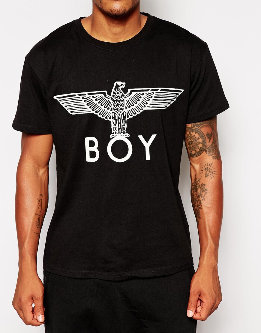 Boy London Eagle T-Shirt at asos.com
