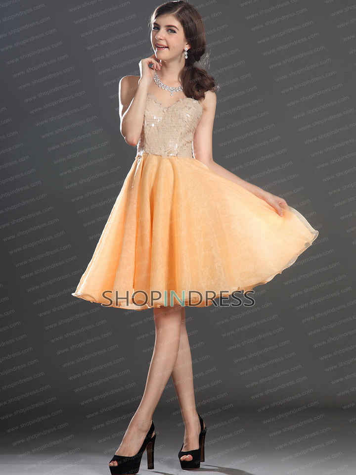 Gold Sequin Homecoming Dresses Gold Homecoming Dress With