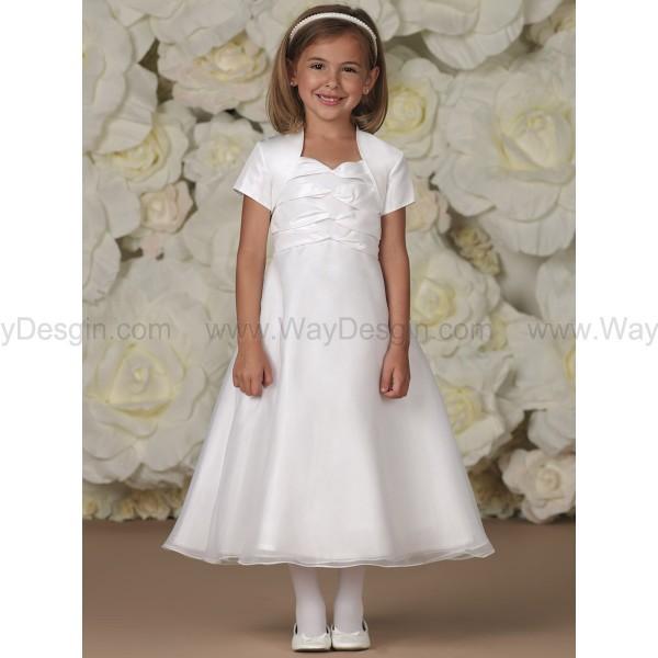 white flower girl dresses flower girl dresses