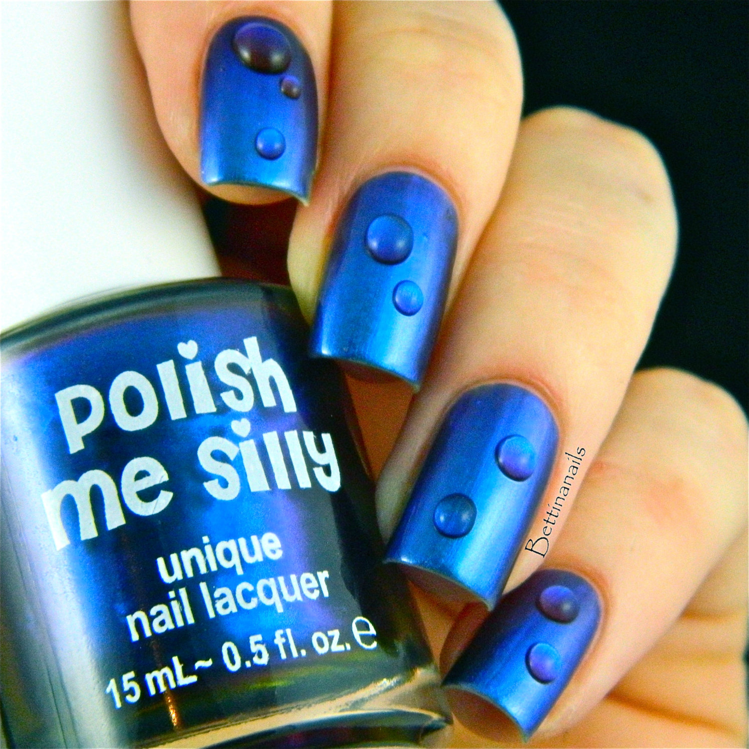 Mega Multichrome (Justice) Multi-Color Shifting Polish: Custom ...