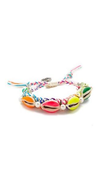 rainbow dance shell jewels