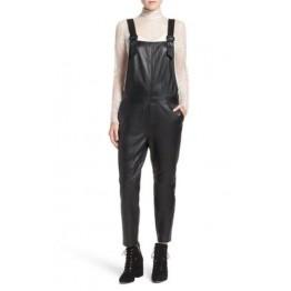 Leather Romper Women - ZippiLeather Online Store