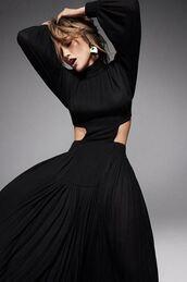 dress,black dress,jennifer lopez