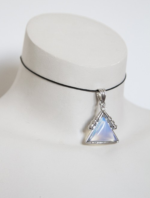 Witchcraft Triangle Moonstone