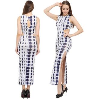 dress tie dye dress tie dye maxi dress maxi dress die dye long dress slipt long dress party dress cut out dress die dye long dress