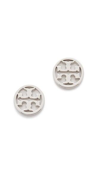 earrings stud earrings silver jewels