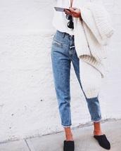 jeans,denim,mom jeans,straight leg jeans