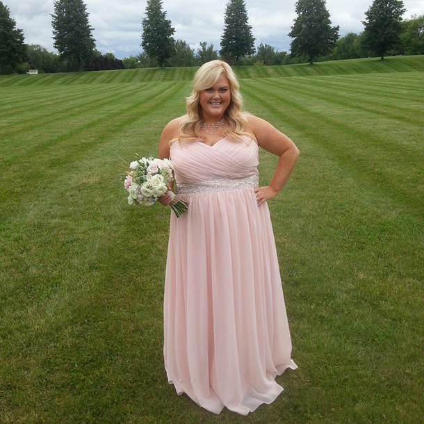 dress, plus size bridesmaid dress, curvy, plus size, plus size dress ...