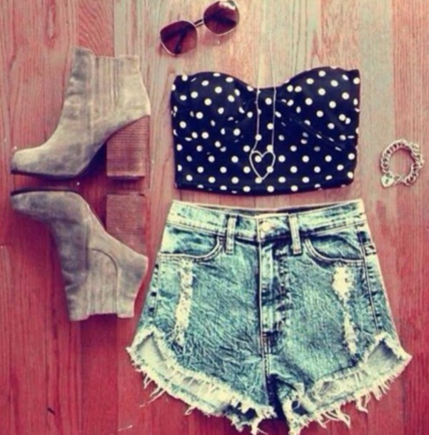 shirt summer top shoes shorts cute shorts cute top top
