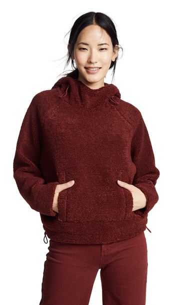 hoodie cozy sweater