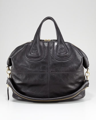 Givenchy Nightingale Zanzi Leather Bag, Medium - Bergdorf Goodman