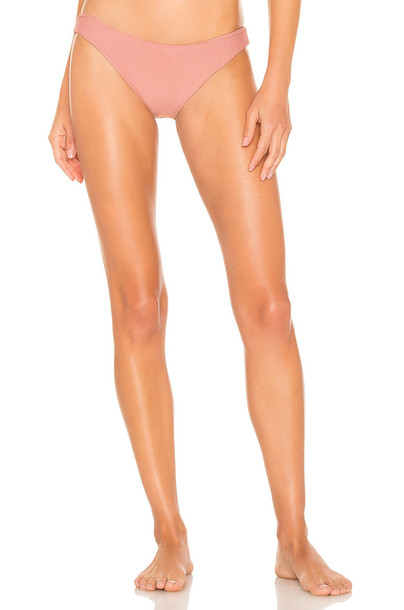 Juillet Blohm Bikini Bottom in rose