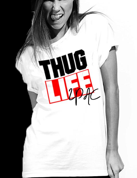 2pac Thug Life T-Shirt · Luxury Brand LA · Online Store Powered by Storenvy