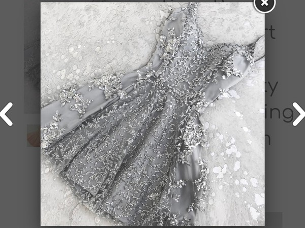 dress silver prom dress glitter dress clothes homecoming dress gold dress short dress elegant cute dress blue blue dress grey dress grey silver jewelry white dress grey amazing dress hand made party dress shiny glitter sexy dress mini dress