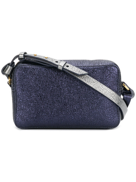 Anya Hindmarch women bag crossbody bag blue