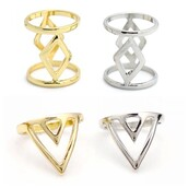 jewels,jewel cult,pointed ring,knuckle ring,geometric,geometric ring,ring,mid ring