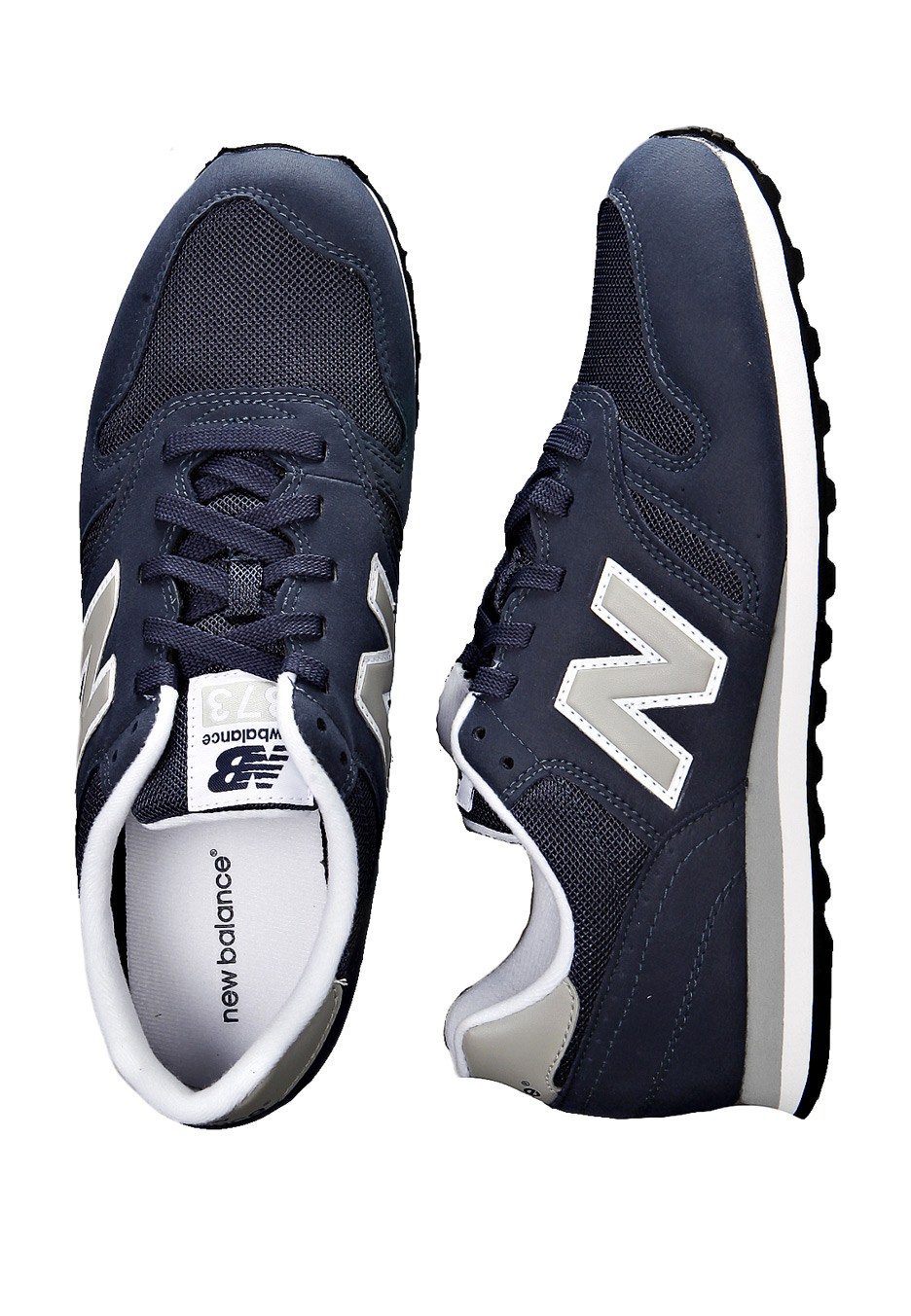 New Balance - M373NG Navy/Grey - Shoes - Streetwear Online Shop - Impericon.com Worldwide