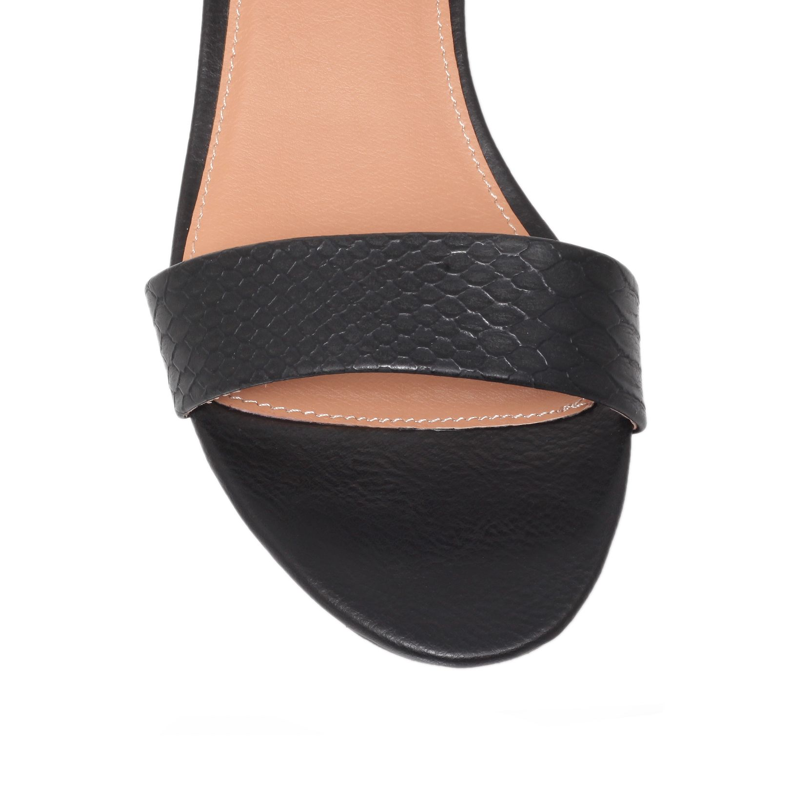 Miss KG Pamela low heel sandals Black - House of Fraser