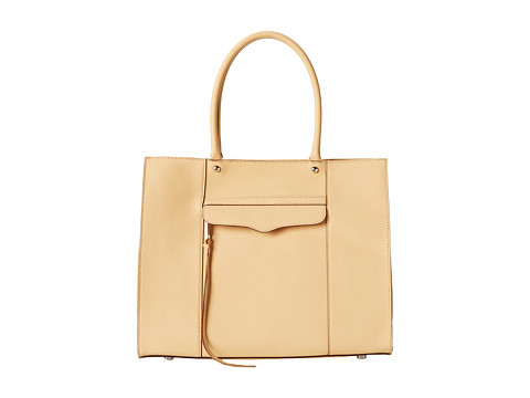 Rebecca Minkoff Medium Mab Tote Nude - Zappos.com Free Shipping BOTH Ways