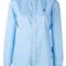 Polo ralph lauren classic logo shirt, women's, size: 4, blue, cotton