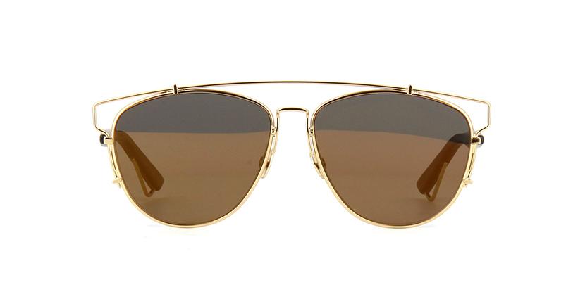 ddcc832cdee Dior Technologic RHL83 Gold and Black Sunglasses