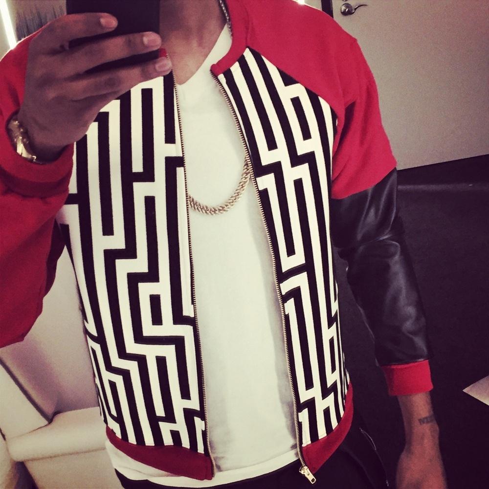 Pyramid jacket