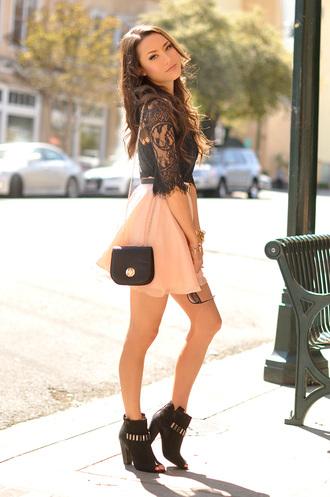 skirt bag t-shirt shoes sunglasses hapa time