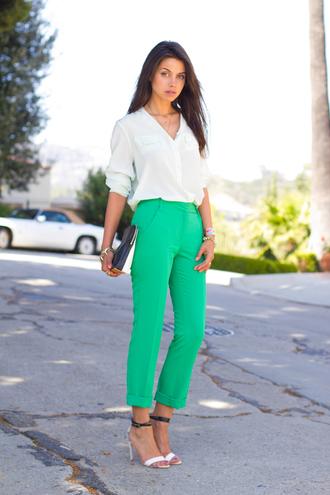 viva luxury blouse jewels shoes pants