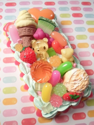 phone cover sweet sweets love pink purple beautiful girly girl rainbow iphone cover iphone 6 case