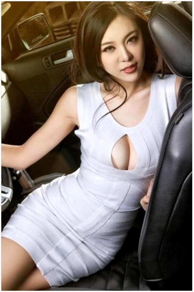 White Water Drop Slit Bandage Celebrity Dress Women Dresses  New Fashion Cheaper Price Dear Lover  LC28074 Free Shipping-in Dresses from Apparel & Accessories on Aliexpress.com