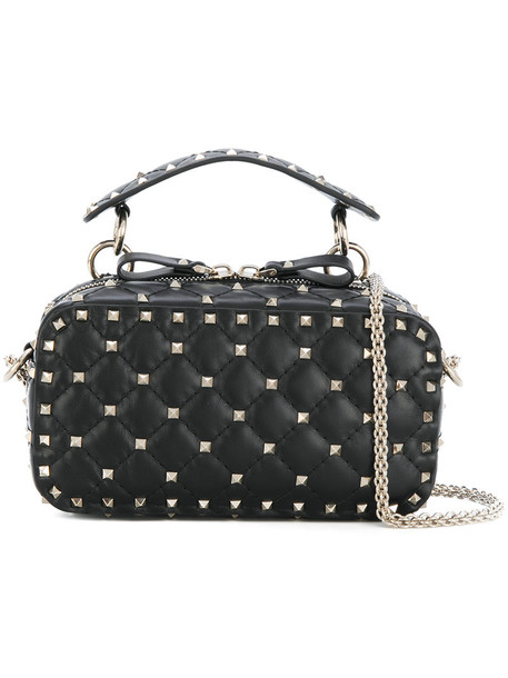 Valentino women bag leather black