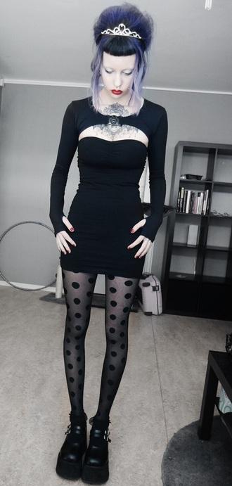jacket black goth bolero fashion beautiful shrug alternative leggings