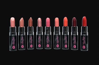 Lipstick | Alexa Persico Cosmetics