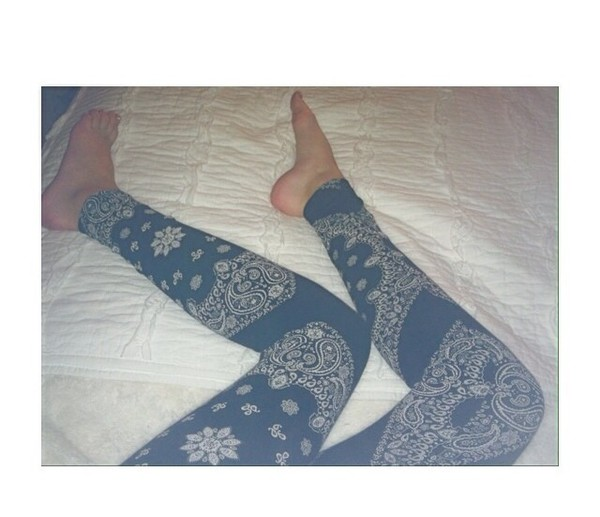 leggings black jenna henna