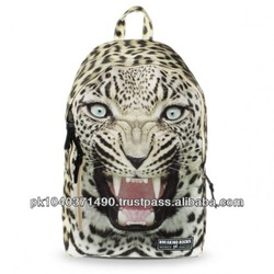 Lastest Style Custom Leopard Attack Backpack For School,Hiking,Camping,School Bag,Laptop - Buy Japanese Style Backpack,New Style Mountaineer Backpacks,2013 Mountain Climbing Hiking Camping Bag Backpack Product on Alibaba.com