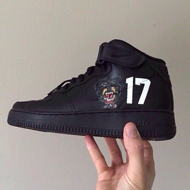 shoes black shoes 17 nike air force 1