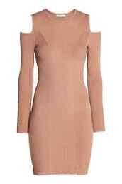 dress,dusty pink,dressofgirl,pink,dusty rose blush pink short dress,off the shoulder dress,off the shoulder