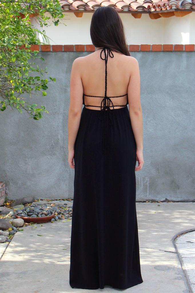 Never look back maxi dress