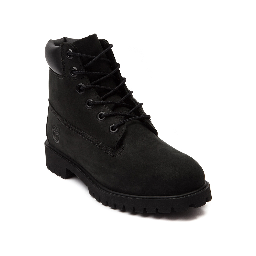 Tween Timberland 6 Classic Boot, Black | Journeys Kidz