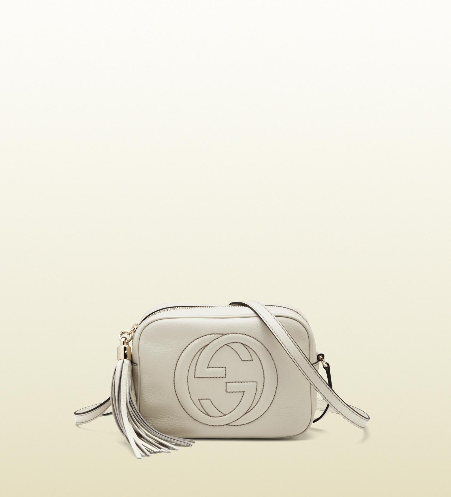 Gucci - soho disco bag 308364A7M0G9022