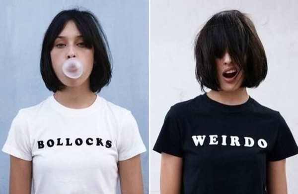 shirt weirdo bullocks tumblr white black