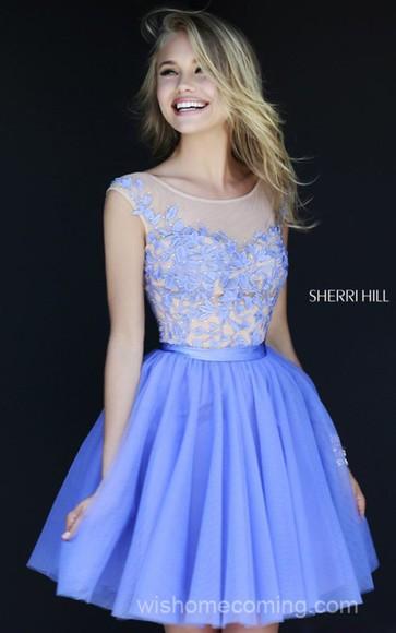 sherri hill 11171 homecoming dress