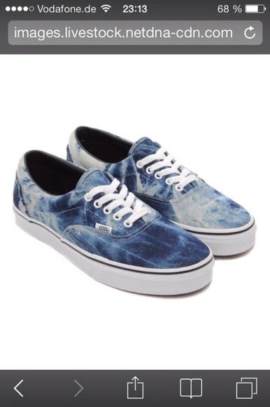 shoes sneakers denim jeans vans vans sneakers sold out