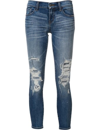 jeans skinny jeans ripped skinny jeans women ripped cotton blue 24