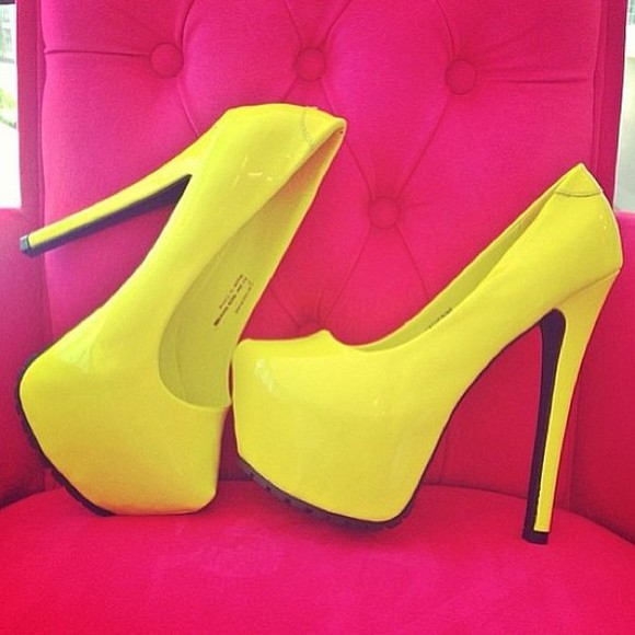 neon shoes neon yellow neon yellow shoes