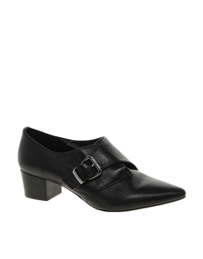 ASOS | ASOS SEESAW Leather Heels at ASOS