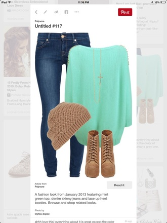 shirt mint green shirt long sleeves